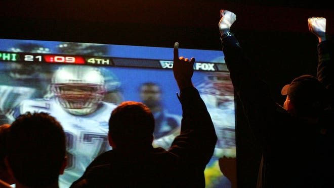 Want to go out for the Super Bowl? Plenty of options in the Staunton-Waynesboro area.