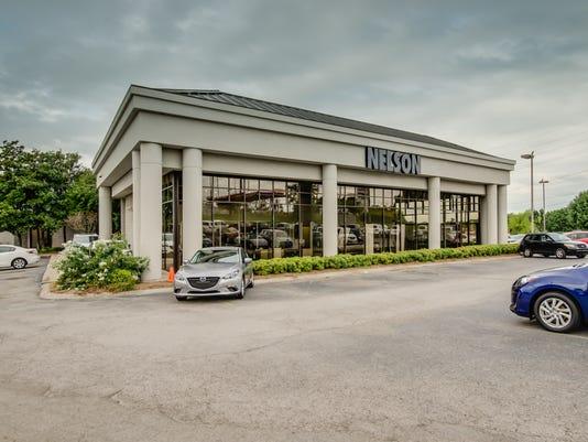 Nelson Mazda dealership will leave Antioch for Murfreesboro