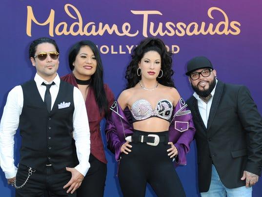 Chris Perez, Suzette Quintanilla, A.B. Quintanilla