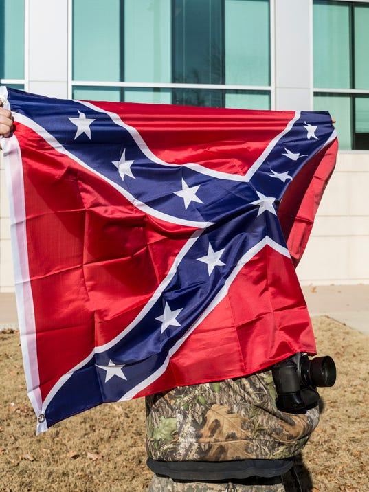 Confederate Rally