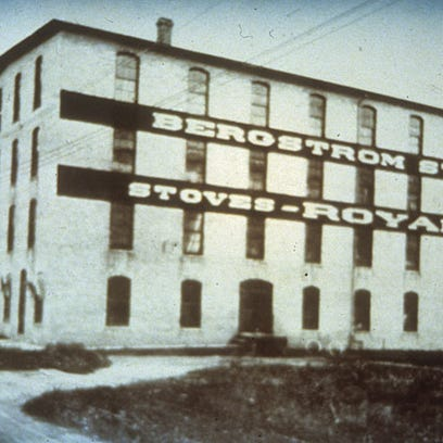 The Bergstrom Stove Company was also known as the Neenah