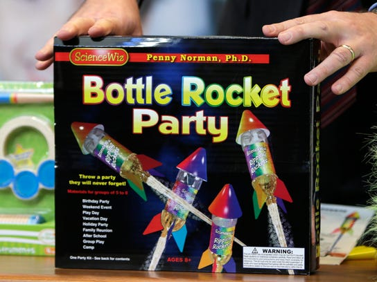 """Bottle Rocket Party"" made the annual list of worst"