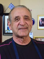 Dimitrios Tsahiridis owned Dimitri's Gourmet Restaurant for 25 years before selling it and now he owns Greek Gryos and Deli in downtown Branson, which is a family run business.