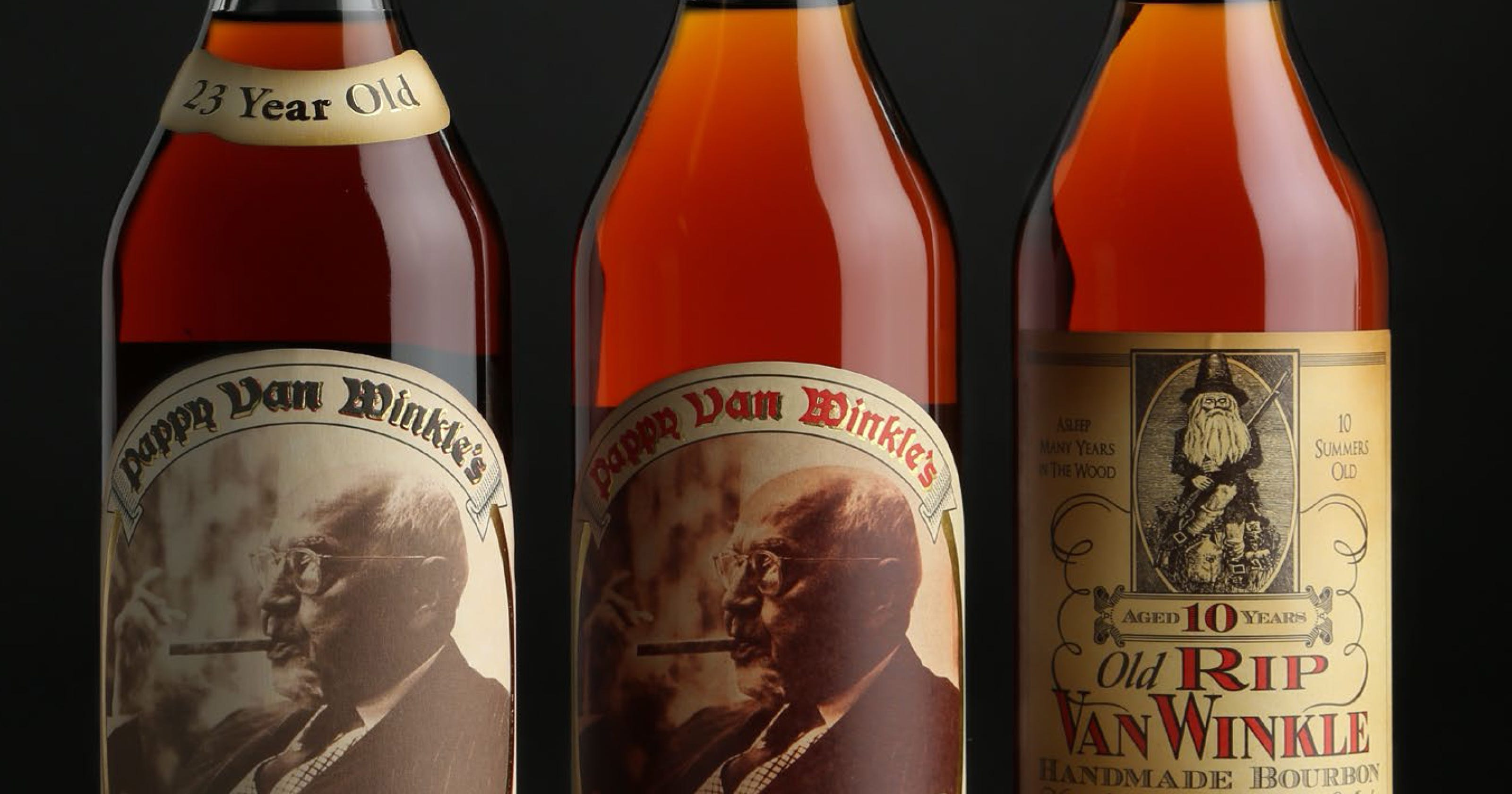 792f667f5a0 The fight for Pappy Van Winkle whiskey is near. New bottles to be released  in November