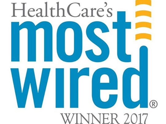 Trinitas Regional Medical Center has again received Hospitals & Health Network's Most Wired Award.