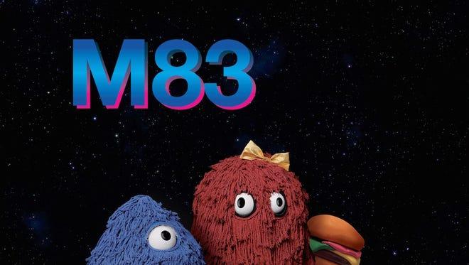 """M83, """"Junk."""""""