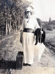 Joan (Posey) Edsell shared this photo of one of her