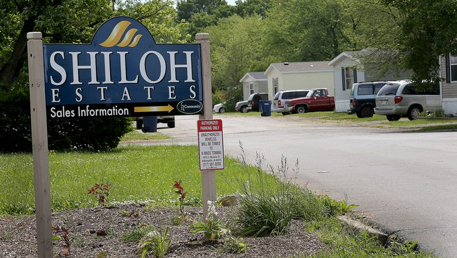Shiloh Estates, an Indianapolis mobile home community, is facing a federal discrimination lawsuit filed by the non-profit Fair Housing Center of Central Indiana alleging that it discouraged African Americans, Latinos, people with disabilities and families from renting.