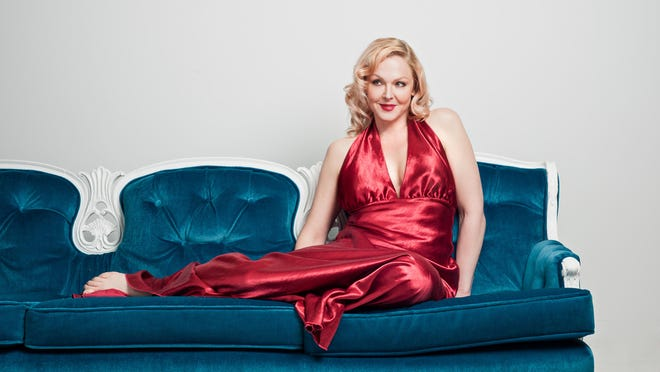 """Michael Feinstein and Storm Large will present a night of classic songs reimagined or """"Shaken and Stirred"""" as the Wharton Center concert is called, Oct. 12."""