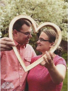 Jennifer Miller and Jeremy Elkins