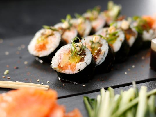 STOCK-Sushi