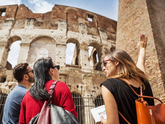 Travel Safety Tips For Your Next Trip - 10 safety tips for travelers to rome