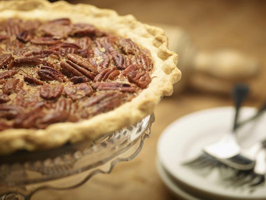 Food Culinary Institute of America Pecan Pie (2)