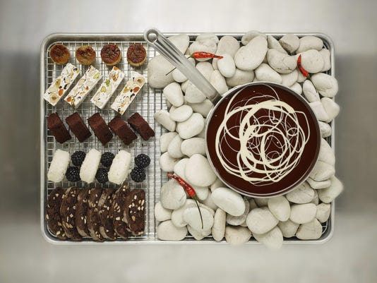 Food Culinary Institute Of America Chocolate Fondue