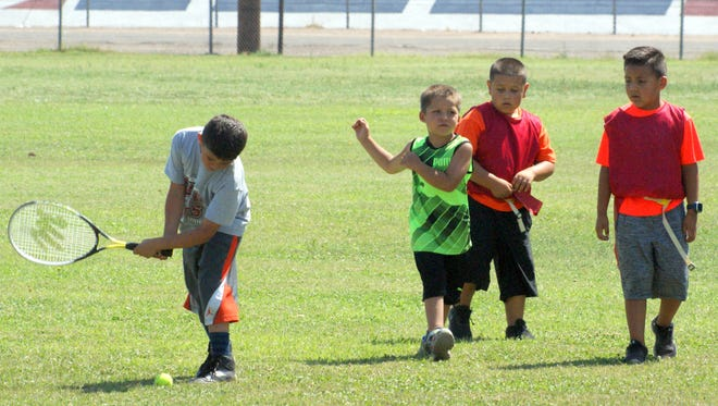 At the peak of past Summer Youth Recreation programs, over 500 children were known to have participated.