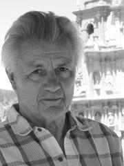 Author John Irving