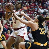 IU wins easily in the WNIT and gets Purdue next