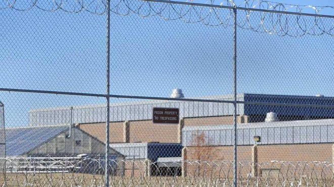 As COVID-19 has spread through prisons, such as Topeka Correctional Facility pictured here, advocates are pushing for prisoners to get a vaccine sooner rather than later.