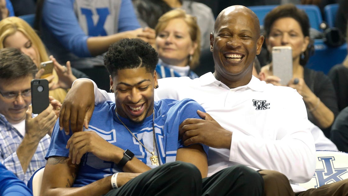Uk Basketball 2016 17 Hype Video: Cats Assistant Kenny Payne Previews LSU