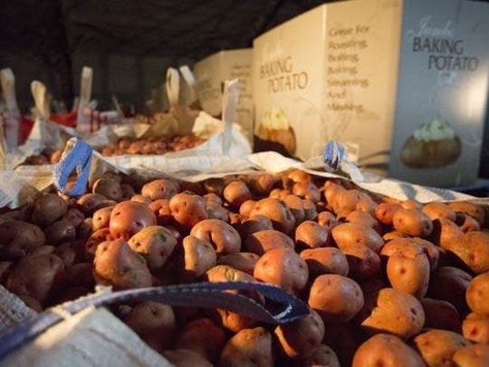Plover-based Okray Family farms grows potatoes and