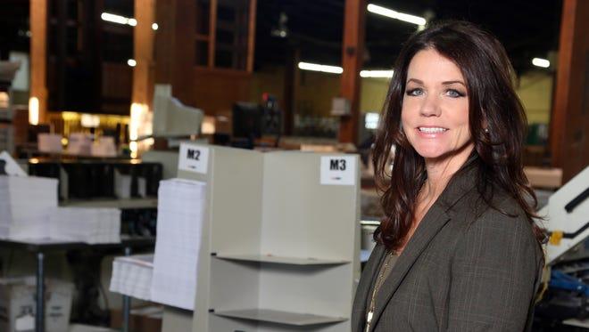 Sherry Stewart Deutschmann started patient billing company LetterLogic from her basement in 2002.