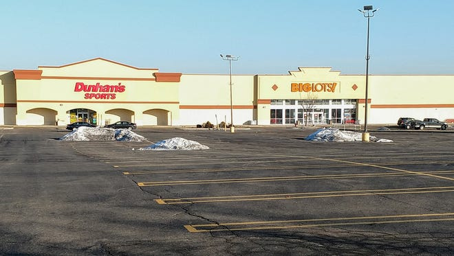 The company that owns the Livonia Plaza has submitted plans to renovate the plaza and add a new retail business.