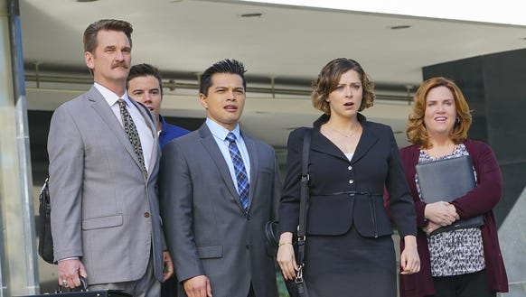 The 'Crazy Ex-Girlfriend' stars are experienced theater