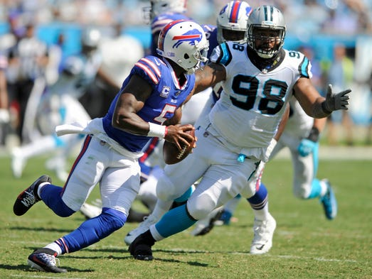 DT Star Lotulelei: Agreed to deal with Bills (previous