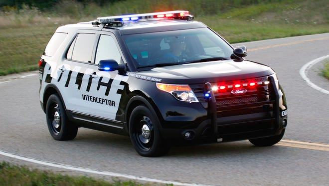 Ford Police Interceptor utility vehicle has become popular with many agencies