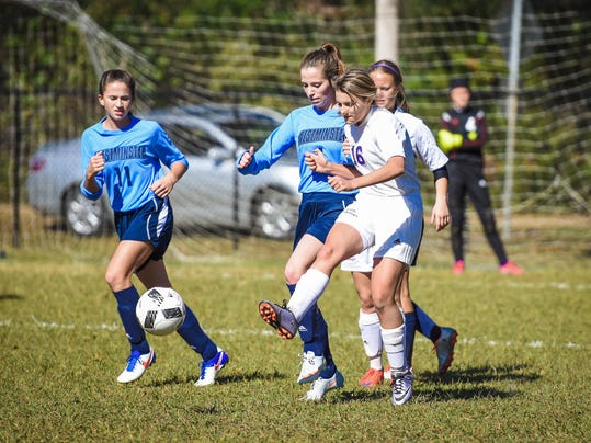 WCA vs. OC girls soccer-1-2