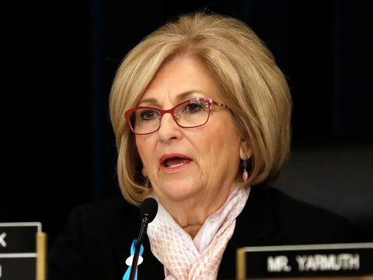 Rep. Diane Black, R-Tenn., chairwoman of the House Budget Committee