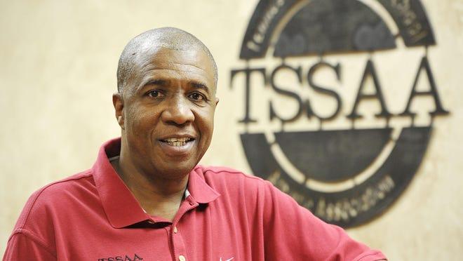 TSSAA Executive Director Bernard Childress