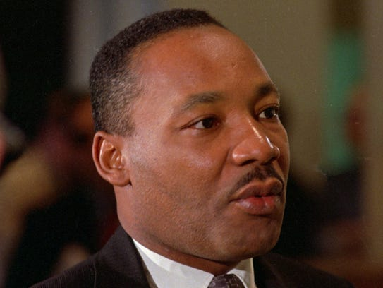 Martin Luther King Jr. was killed on April 4, 1968,