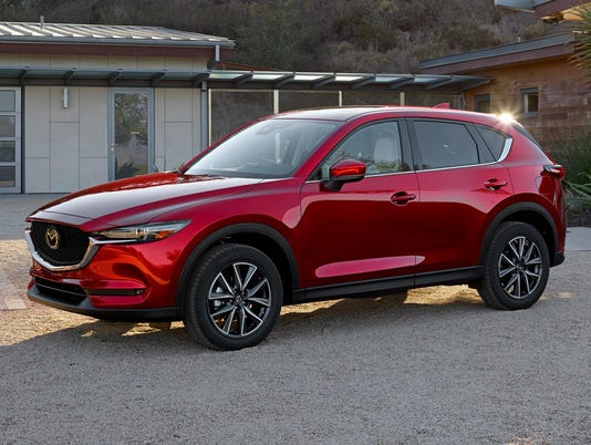 For the communications/PR major: 2018 Mazda CX-5