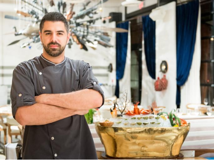 Seafood restaurants that source fresh local fish