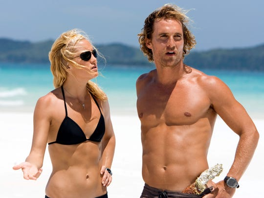 Kate Hudson and Matthew McConaughey, who starred in