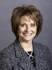 Iowa House Majority Leader Linda Upmeyer