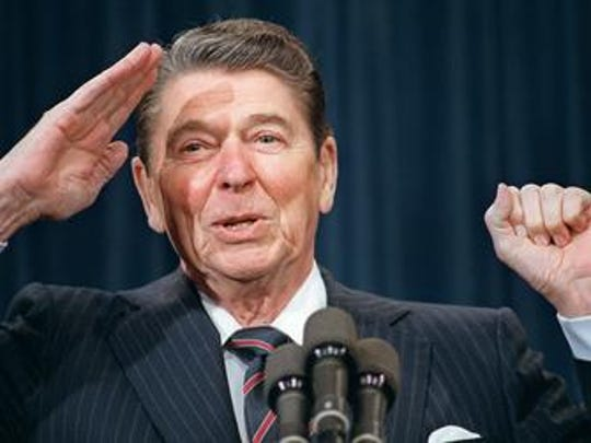 In 1980, Ronald Reagan had to pass the threshold test for acceptability. He won that election against Jimmy Carter in part by showing himself to be genial, self-assured and, above all, nonthreatening.