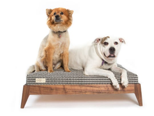 B&G Martin pet beds are made from recycled plastic