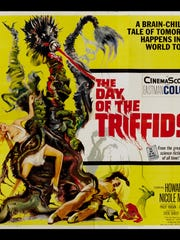 The Day of the Triffids will be shown as part of the Tallahassee Film Society's Sci-Fi series.