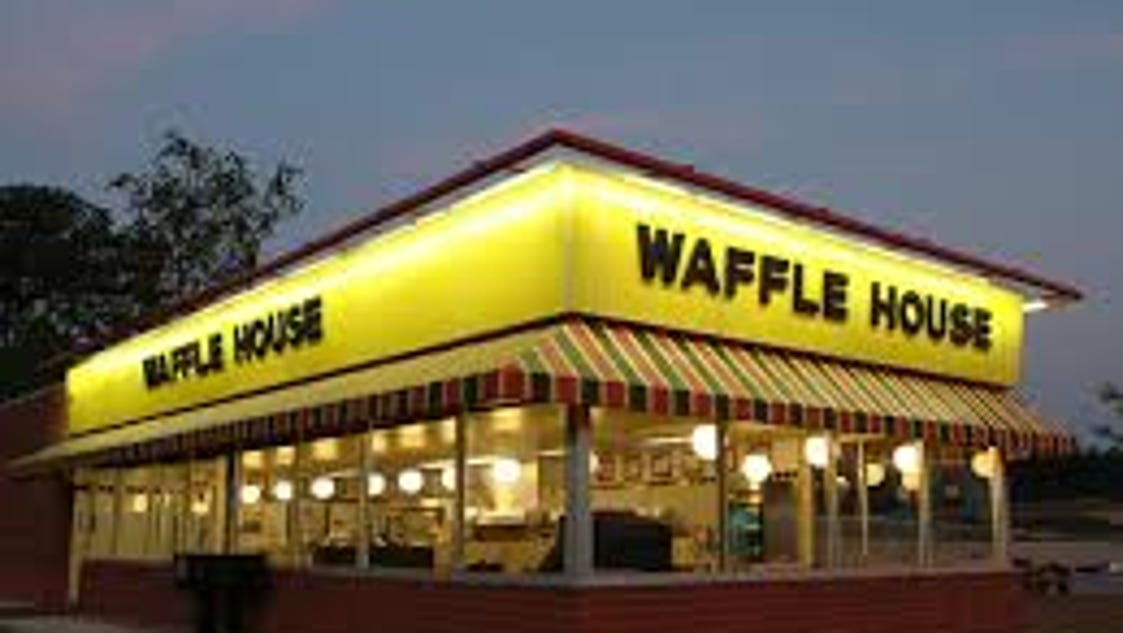 Winter Weather The Waffle House Index