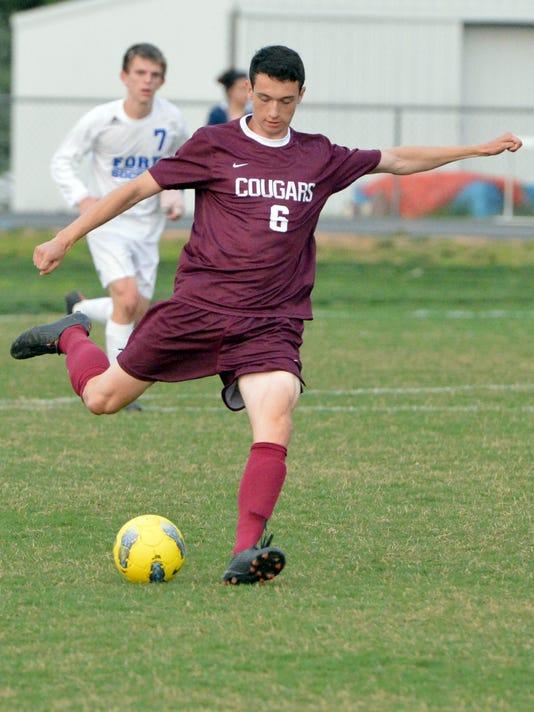 Stuarts Draft at Fort Defiance Soccer
