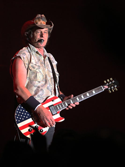 OSH Ted Nugent at Oshkosh Waterfest 072614 ME 027