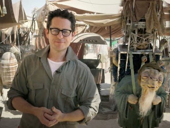 Director J.J. Abrams now has a name for his new 'Star