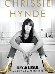 'Reckless: My Life as a Pretender' by Chrissie Hynde