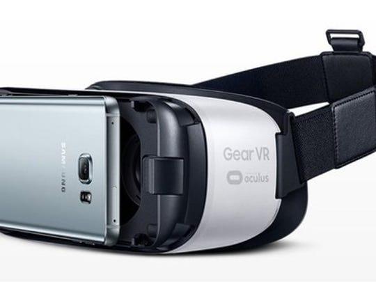 Samsung's Gear VR.