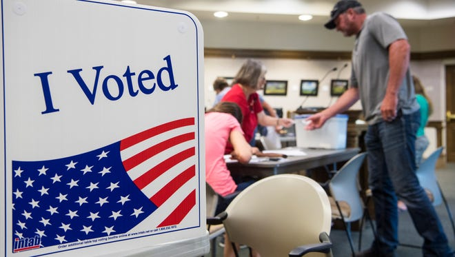 Find out where and when in Mesquite you can vote for the Nevada midterm elections on Nov. 6.