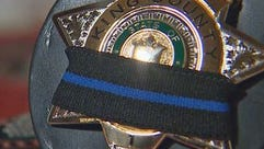 King County Sheriff's Office deputies will wear mourning