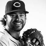 Cincinnati Reds lefty Brandon Finnegan has biceps strain, thinks he'll be good to go shortly