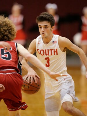 Josh Govek's 36-point outburst Tuesday against Green Bay Southwest helped the Sheboygan South boys basketball player top this week's top performers.